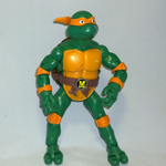 Teenage Mutant Ninja Turtles Classics TMNT  Michelangelo 2012 Genuine no weapons